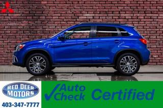 Used 2018 Mitsubishi RVR AWD GT Leather Roof BCam for sale in Red Deer, AB