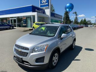 Used 2013 Chevrolet Trax LS for sale in Duncan, BC