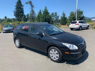 Used 2012 Hyundai Elantra Touring GL for sale in Duncan, BC