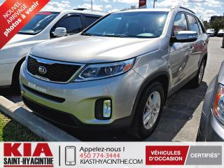 Used 2014 Kia Sorento LX V6 AWD ** GR ÉLECTRIQUE + A/C for sale in St-Hyacinthe, QC