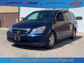 Used 2006 Honda Odyssey EX-L for sale in Winnipeg, MB
