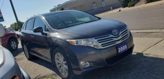 Used 2009 Toyota Venza for sale in Oshawa, ON