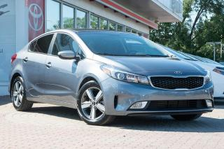 Used 2018 Kia Forte EX COMME NEUF! for sale in Pointe-Claire, QC