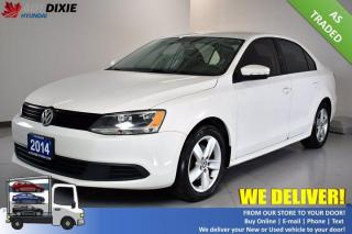 Used 2014 Volkswagen Jetta Sedan Trendline+ for sale in Mississauga, ON
