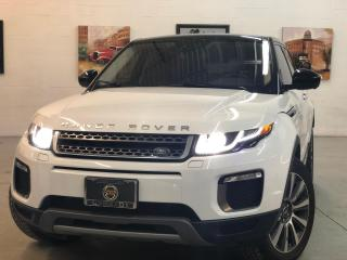 Used 2017 Land Rover Range Rover Evoque HSE | Pano Roof | 360 CAM | Parking Assist for sale in Pickering, ON