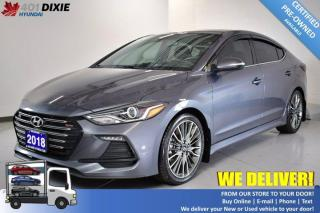 Used 2018 Hyundai Elantra Sport for sale in Mississauga, ON