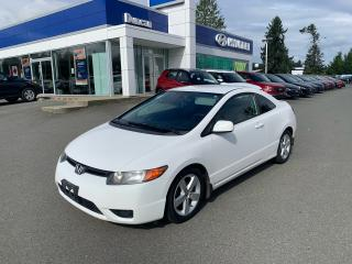 Used 2007 Honda Civic LX for sale in Duncan, BC