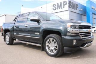 Used 2017 Chevrolet Silverado 1500 High Country- Htd Seats,Back Up Camera, Rem Start, Nav for sale in Saskatoon, SK
