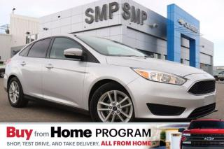 Used 2016 Ford Focus SE- Bluetooth, Alloys, Back Up Camera for sale in Saskatoon, SK