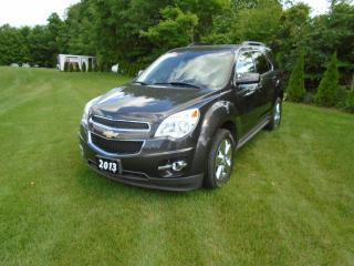 Used 2013 Chevrolet Equinox LT for sale in Durham, ON
