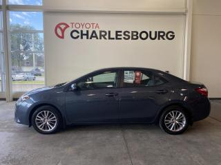 Used 2015 Toyota Corolla LE - Automatique - Toit ouvrant for sale in Québec, QC