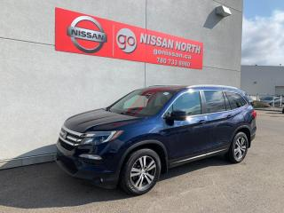 Used 2016 Honda Pilot EX-L 4dr AWD Sport Utility / REAR ENTERTAINMENT SYSTEM for sale in Edmonton, AB