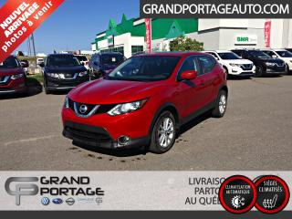 Used 2017 Nissan Qashqai SV AWD CVT for sale in Rivière-Du-Loup, QC