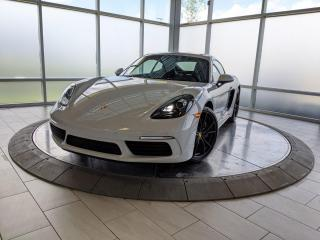 New 2020 Porsche 718 Cayman 2dr RWD Coupe for sale in Edmonton, AB