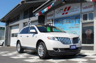 Used 2011 Lincoln MKX for sale in Sudbury, ON