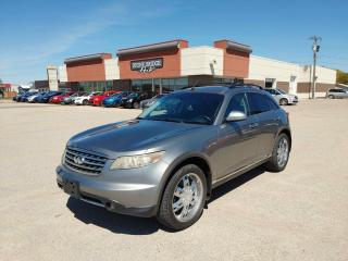 Used 2007 Infiniti FX35 4dr AWD 4 Door SUV for sale in Steinbach, MB