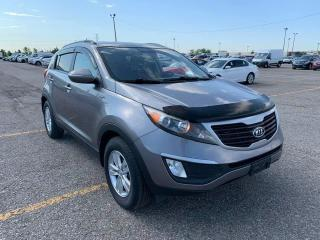 Used 2012 Kia Sportage LX for sale in Toronto, ON