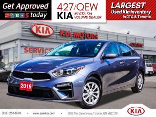 Used 2019 Kia Forte LX for sale in Etobicoke, ON