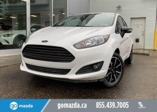 Used 2019 Ford Fiesta SE for sale in Edmonton, AB