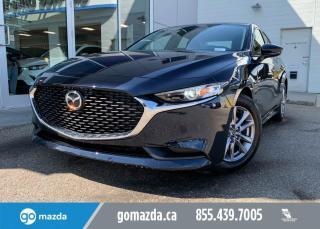New 2020 Mazda MAZDA3 GS 4dr FWD Sedan for sale in Edmonton, AB