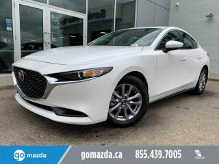 New 2020 Mazda MAZDA3 GS 4dr FWD Sedan for sale in Edmonton, AB