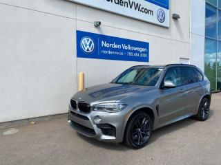 Used 2015 BMW X5 M 4dr AWD - PREMIUM PACKAGE/LOADED! for sale in Edmonton, AB