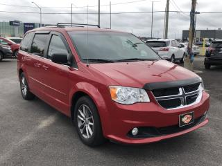 Used 2015 Dodge Grand Caravan SXT  PREMIUM PLUS*BACKUPCAM*DVD*LOW KMS for sale in London, ON