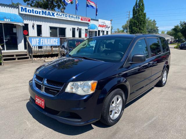 2011 Dodge Grand Caravan SXT-ONE OWNER-ACCIDENT FREE