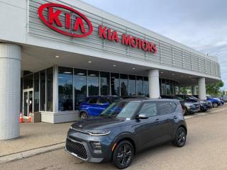 New 2021 Kia Soul EX+ 4dr FWD Hatchback for sale in Edmonton, AB