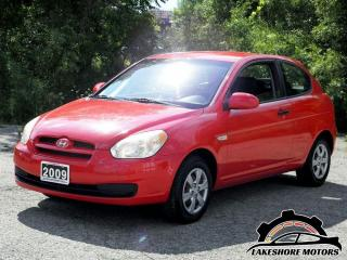 Used 2009 Hyundai Accent || CERTIFIED || MANUAL|| for sale in Waterloo, ON