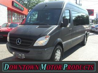 Used 2011 Mercedes-Benz Sprinter Passenger Van for sale in London, ON