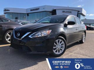 Used 2018 Nissan Sentra SV FWD | Heated Seats | Power Sunroof for sale in Winnipeg, MB