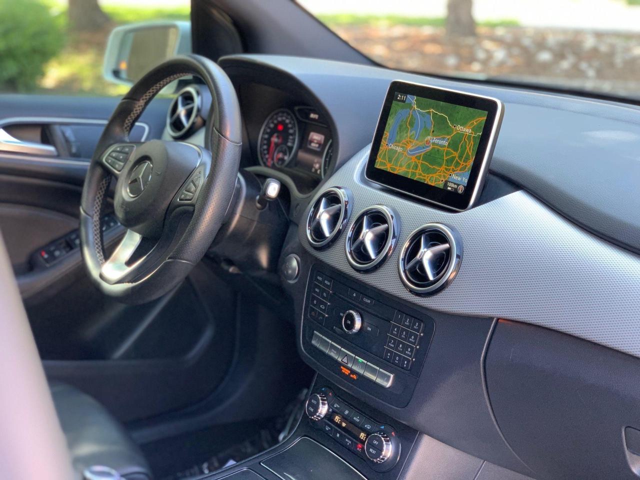 2016 Mercedes-Benz B-Class