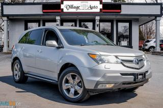 Used 2008 Acura MDX Elite Pkg for sale in Ancaster, ON