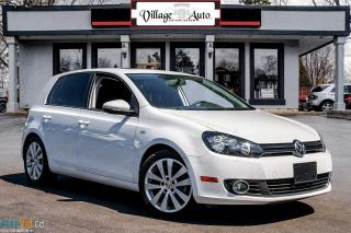 Used 2013 Volkswagen Golf Wolfsburg for sale in Ancaster, ON