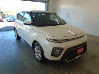 Used 2020 Kia Soul EX Former Daily Rental for sale in Owen Sound, ON