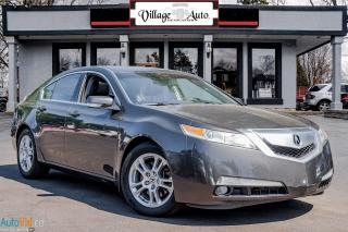 Used 2011 Acura TL 2wd automatic for sale in Ancaster, ON