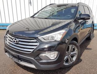 Used 2015 Hyundai Santa Fe Limited AWD *LEATHER-NAVIGATION* for sale in Kitchener, ON