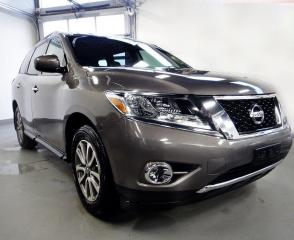 Used 2013 Nissan Pathfinder 4WD,NO ACCIDENT,7 PASS for sale in North York, ON