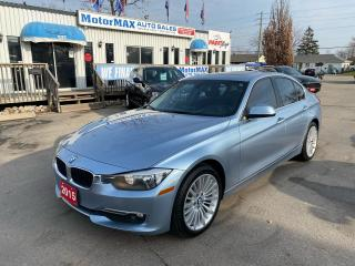 Used 2015 BMW 3 Series 320i xDrive-ACCIDENT FREE for sale in Stoney Creek, ON