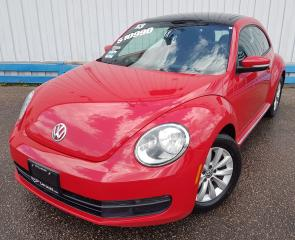 Used 2013 Volkswagen Beetle Comfortline *TDI DIESEL* for sale in Kitchener, ON