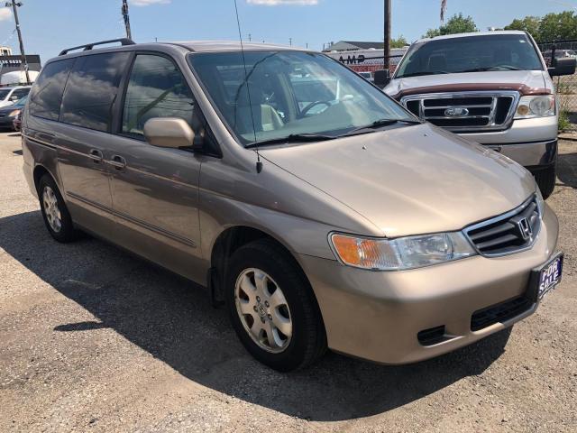 2003 Honda Odyssey EX, LEATHER, 3 YR WARRANTY, CERTIFIED