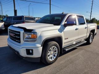 Used 2015 GMC Sierra 1500 SLT for sale in Alliston, ON