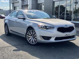 Used 2016 Kia CADENZA PREMIUM  ''TOIT PANO. CUIR GPS'' for sale in Ste-Marie, QC