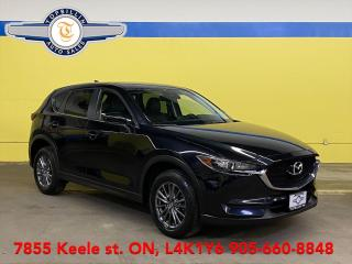 Used 2017 Mazda CX-5 GS Navigation, Blind Spot Monitoring for sale in Vaughan, ON