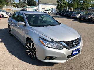 Used 2016 Nissan Altima 2.5 SV for sale in St Catharines, ON