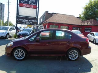 Used 2009 Suzuki SX4 Sport/ LOW KM / A/C / ALLOYS / LIKE NEW / MINT / for sale in Scarborough, ON