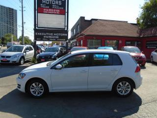 Used 2015 Volkswagen Golf COMFORTLINE for sale in Scarborough, ON