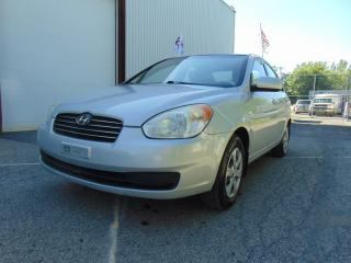 Used 2010 Hyundai Accent ****IDEAL POUR ETUDIANT****AUTOMATIQUE** for sale in St-Eustache, QC