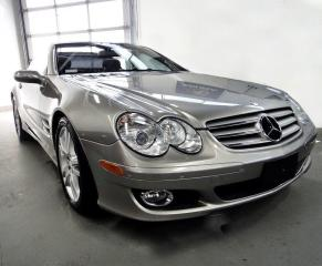 Used 2008 Mercedes-Benz SL 550 SL 550 MUST SEE.NO ACCIDENT,PANO ROOF for sale in North York, ON